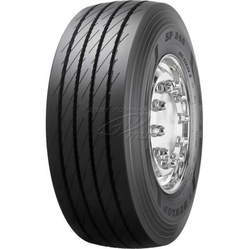 Dunlop SP246 M+S 385/55R22,5 160K158L Прицепная