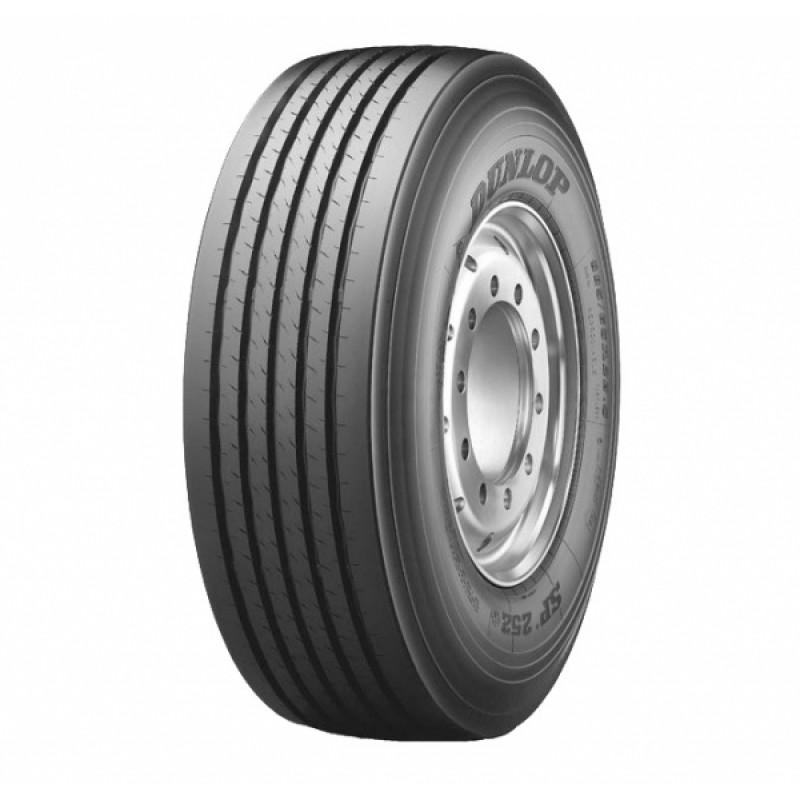 Dunlop SP252 245/70R19,5 141/140J Прицепная