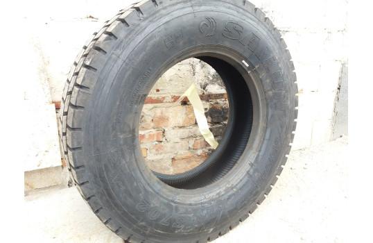 Характеристики асимметричных шин